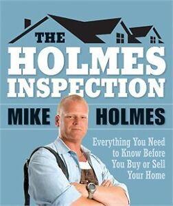 The Holmes Inspection   Spiral Bound Binder
