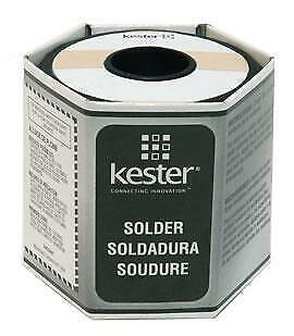 Kester 44 Rosin Core Solder 6337 .015 1 Lb. Spool