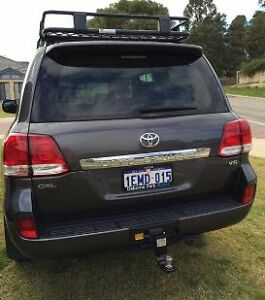 2011 Toyota LandCruiser GXL **12 MONTH WARRANTY** West Perth Perth City Area Preview