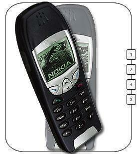 nokia 6210 handys ohne vertrag ebay. Black Bedroom Furniture Sets. Home Design Ideas
