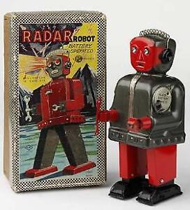 Cash paid for vintage and antique toys of almost any kind!!