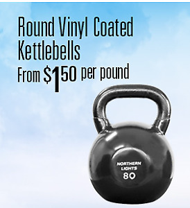 Kettlebell pour home/garage gym
