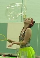 Bubble shows/Lady: the new craze in children's entertainment!