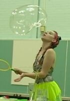 Bubble shows - the new thing in children's entertainment!