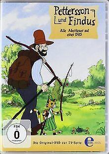 Pettersson und Findus - Die Original-DVD zur TV-Serie - Original Serie
