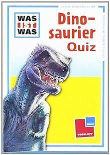WAS IST WAS Quiz Dinosaurier. 120 Fragen und Antworten! ... | Buch | Zustand gut
