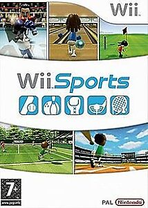 LOOKING FOR WII SPORTS GAME IN GOOD Condition
