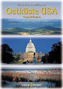 Ostküste USA. Capital Region: Washington D.C., Virg... | Buch | Zustand sehr gut