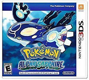 Pokemon Alpha Sapphire for 3DS