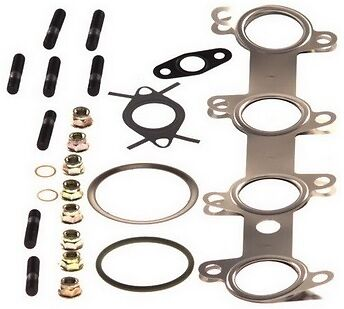 FOR VAUXHALL ASTRA VECTRA ZAFIRA SIGNUM 1.9 CDTi 120BHP TURBO CHARGER GASKET KIT
