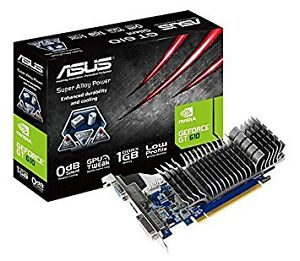 Asus GT610-SL 1GD3 VIDEO CARD FOR SALE