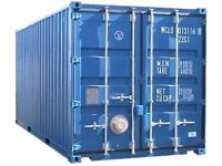 20ft Storage Containers to Rent