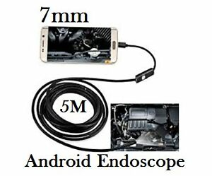 5M Endoscope Inspection Camera For Android Windows