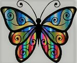 Vintage Butterfly Collectibles