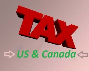 US & Canadian Income Tax Expert, Gambling, Casino Tax Refund Kitchener / Waterloo Kitchener Area image 1