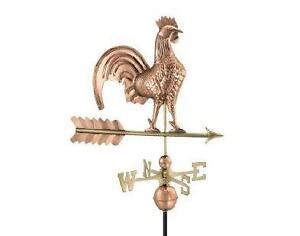 Copper and Painted Aluminum Weathervanes – Huge Selection