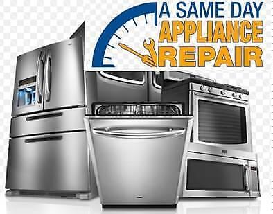 A Same Day Appliance Repair Service