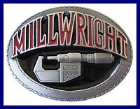 MILLWRIGHT SEEKING EMPLOYMENT