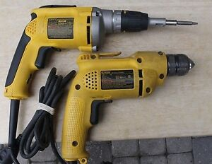 DeWalt Drill D21009 VSR driver screwgun DW272 Drywall screwdrive