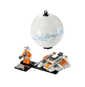 How to Make a Snowspeeder From Lego