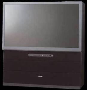 RPTV Toshiba HD