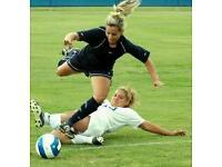 Female. Womens. Ladies. PLAYER TRIALS for SATURDAY FOOTBALL SOCCER TEAM starting NEW 2016 SEASON