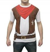 Mens Cowboy Fancy Dress