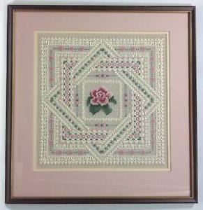 Framed Cross Stitch Ebay