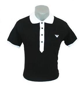 039206f5 Mens Armani V Neck T Shirt