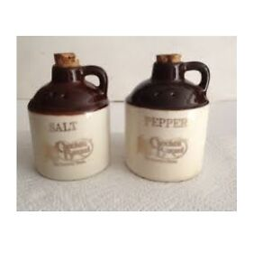 Cracker Barrel Nashville, Tennessee Moonshine Jug Shakers