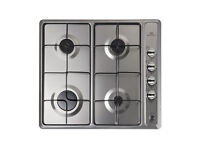 New world NWGHU601 Stainless steel gas hob