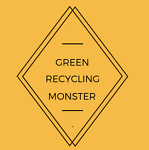 Green Recycling Monster