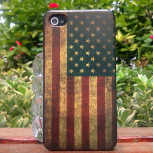 USA-United-States-Flag-Hard-PC-Back-Case-Housing-Cover-for-Apple-iPhone-4s-Gift