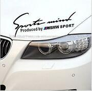 BMW Car Stickers