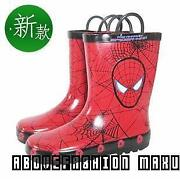 Spiderman Rain Boots