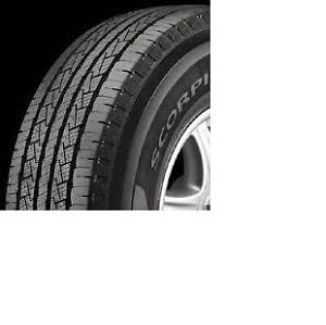 PIRELLI SCORPION STR 275 55 20 BRAND NEW SET OF 4 $890 CASH INSTALLED