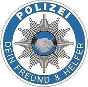 Polizei Sticker