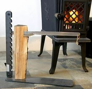 The Beaver Lever Kindling Cutter - Free shipping for October!