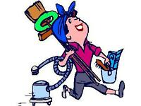 domestic & commercial cleaner available in Kilsyth area.
