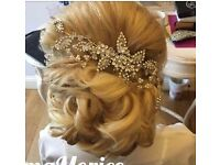 Liza Bridal Comb Hairpiece