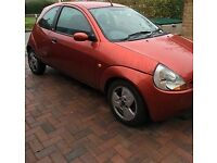 Ford KA for sale !! LOW MILEAGE