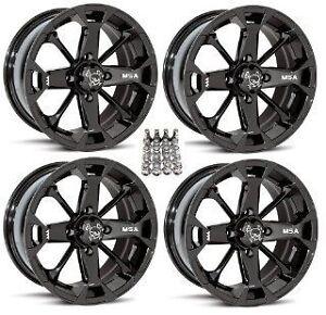 ATV Renegade  need (4) 14 inch rims bolt pattern 4/137