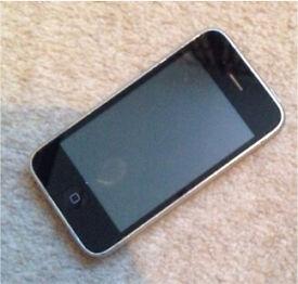 iPhone 3GS 16gb - spares or repairs