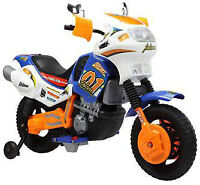 New 12V Child Ride-On Motorcycle Training Wheel Special Sale