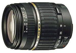 Tamron 18-200mm f/3.5-6.3 XR Di II For Sony A-mount