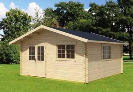DIY Wood Cabin Nollamara Stirling Area Preview
