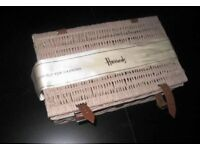 Harrods Hamper Basket Box
