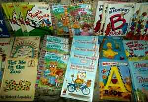 Dr. Seuss Books, Berenstain Bears, Arthur, Richard Scarry, Smurf London Ontario image 3