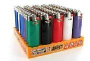50 BIC Lighters