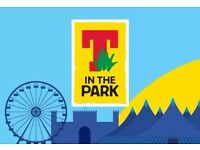 Anyone want a T in the Park Refresh for 25 quid???